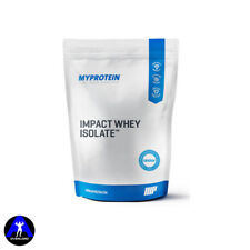 MyProtein Impact Whey Isolate Protein Amino Acids Low Fat & Carb All Sizes