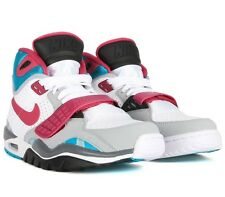 NEW NIKE AIR TRAINER SC II 443575 106 WHITE-MAGENTA-WOLF GREY MENS SIZE 10.5-11