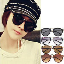 Fashion Round Glass Retro Women Sunglasses Plastic Frame Arrow Glasses Eyewear G