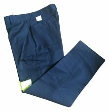 Red Kap Reflective Men's Enhanced Visibility Navy Cargo Uniform Pants PT18NV