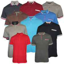 Mens Urban Revival 2 Pack DEAL Polo Shirts Mens Casual Top 5 Different Packs