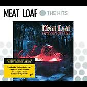 Meat Loaf CD..Hits Out of Hell GREATEST..THE BEST OF  .MEATLOAF