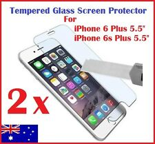 Scratch Resist Tempered Glass Screen Protector LCD Tough Film for iPhone 6 Plus