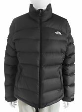 THE NORTH FACE Women's Nuptse 2 Down Jacket Puffer Black 700-Fill Full Zip NEW