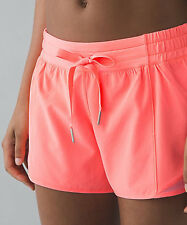 NWT Authentic Women Lululemon Hotty Hot Short *Long Grape Fruit (GRPF) 4 6 8 10