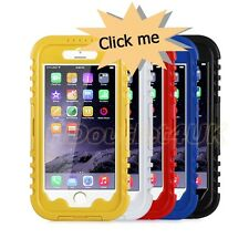 "4.7"" Shockproof Waterproof Dirt Proof Case Full Protective Cover For iPhone 6 6S"