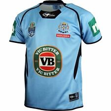 NEW SOUTH WALES NRL NSW STATE OF ORIGIN BLUES 2015 ADULT MENS JERSEY SOO