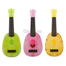 Kids Educational Baby Fruit Guitar Musical Instrument Funny Creative Toy Gift