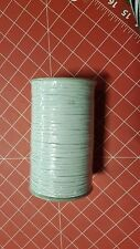 Roll of 1/8 Inch Braided Elastic White 288 Yards ONLY 8.88$USD per ROLL