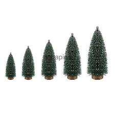 Xmas Mini Artificial Christmas Tree Festival Party Ornaments Decor Gift 10-30cm