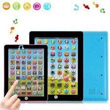 Kid Children Educational Teach Computer Touch Screen Learning Tablet Toy Pad