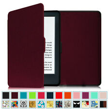 "Protective Case Slim Shell Magnetic Cover for Amazon Kindle 6"" Display eReader"