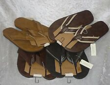 Sonoma Mens Flip Flops Sandals men made size M (8-9) L (10-11), XL (12-13) NEW