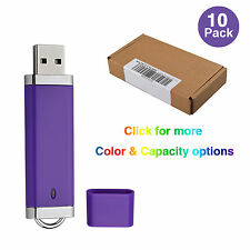 LOT 10 1G/2G/4G/8G/16G Flash Drive Lighter Model Flash Memory Stick Thumb Drive