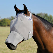 Cashel Crusader Long Nose No Ears Fly Mask