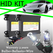 55W Xenon HID Headlight Replacement Conversion KIT H4 Bulb For Toyota Tundra KL