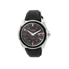 Citizen Analog Business Mens ECO-DRIVE  Black  Watch AW1060-08E