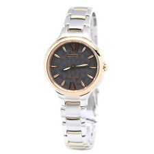 Citizen Analog Business Ladies ECO-DRIVE  Silver JAPAN Watch EP5996-53H
