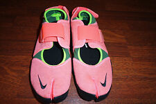 Nike Men's Air Rift Running Training Shoes HOT LAVA/VOLT/BLCK 308662-800 SZ 9,10