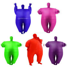 Inflatable Chub Suit Fancy Dress Party Full Body Costume Hen Stag Cosplay Outfit