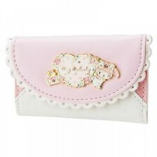 Hello Kitty My Melody Key Ring Hook Case Holder Letter Sanrio from Japan S5177