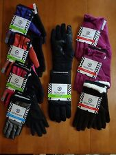WOMEN'S ISOTONER WINTER GLOVES~ACTIVE/SMART TOUCH~CASUAL FASHION SUEDE LEATHER