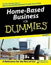 Home-Based Business for Dummies® by Peter Economy, Paul, Jr. Edwards and Sarah E