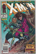 UNCANNY X-MEN # 266  (Marvel, 1990)  First Appearance GAMBIT
