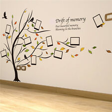 Wall Stickers Home Decor DIY Art Removable Room Mural Decal Vinyl Living Room