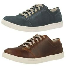 Clarks Mens Casual Lace-Up Shoes - Newood Street