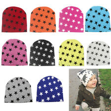 Fashion Kid Toddler Girl Boy Baby Infant Winter Warm Crochet Knit Hat Beanie Cap