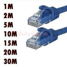 1M-10M Cat.6 RJ-45 Ultra-Thin Flat Ethernet Network Cable Patch Internet Lan