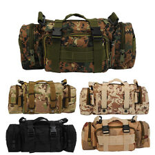 New Tactical Camping Hiking Bike Bicycle Sport Military Army Travel Waist Bag
