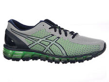 NEW MENS ASICS GEL-QUANTUM 360 CHAMELEON RUNNING SHOES TRAINERS MIDGREY / WHITE