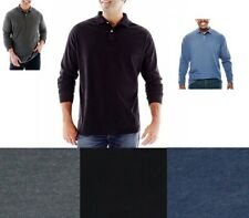 The Foundry Mens B T Polo Shirt Polo Long Sleeves size 2XL.....XLT......5XLT NEW