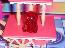 Rement Panda Cookie Jar Candy for Fisher Price Loving Family Dollhouse Dolls