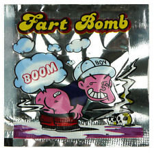 10/20 Pcs Fart Bomb Bags Stink Bomb Smelly Funny Gas Bag Practical Jokes New