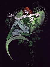 "DC comics T-shirt ""Poison Ivy"" 100% Cotton Tee, S to 3XL"