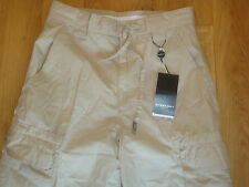 burberry london CARGO PANTS summer trousers £165 new comfortable lightweight