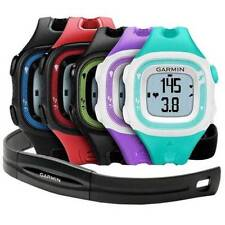 Garmin Forerunner 15 HR Bundle GPS Watch + Heart Rate Monitor (Multiple Colours)