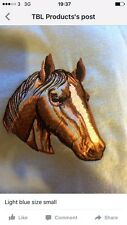 Equestrian Horse Embroidered Hoodie