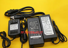 24V 2A 3A 5A Power Supply Adapter Driver Switch AC100-240V 50/60Hz