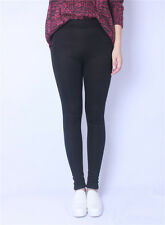 Super Elastic Thicken Cashmere Imitation Warm Leggings Women Winter Pants Plus..