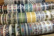 CUTE washi tape for crafts parties gifts scrapbooking red hearts deco Finland