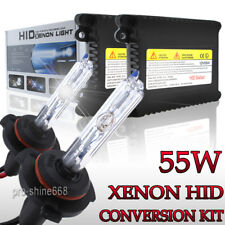 55W Xenon HID Replacement Conversion KIT H4 H11 H13 9005 9006 Bi-XenonBulb KL