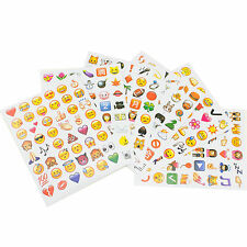 Emoji Stickers Pack Faces Instagram Facebook Twitter Emoticons Party Favors