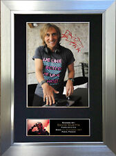 DAVID GUETTA Signed Autograph Mounted Photo Reproduction A4 Print 147