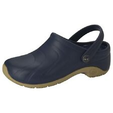 Anywear ZONE Injected Clog w/Backstrap in Navy