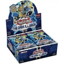 YU-GI-OH The Dark Illusion Booster Pack 5 or Single Trading Cards Anime New