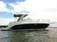2009 Rinker 320 Express 35ft Cruiser, Twin Mercruiser 260hp w/200 Hours, 1 Owner